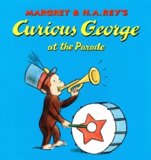 Curious George at the Parade (Read-aloud), EPUB eBook