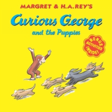 Curious George and the Puppies (Read-aloud), EPUB eBook