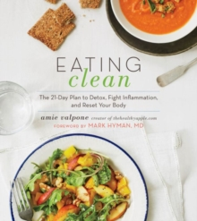 Eating Clean, Paperback Book