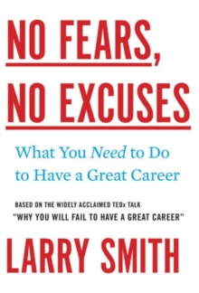 No Fears, No Excuses, Hardback Book