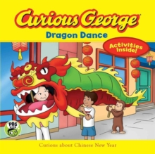 Curious George Dragon Dance (CGTV 8x8), Paperback / softback Book