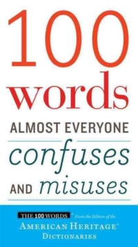 100 Words Almost Everyone Confuses and Misuses, Paperback / softback Book