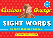 Curious George Sight Words, Book Book