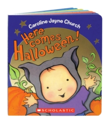 Here Comes Halloween!, Board book Book