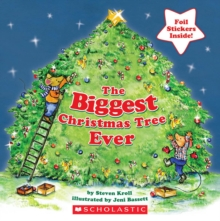 The Biggest Christmas Tree Ever, Paperback Book