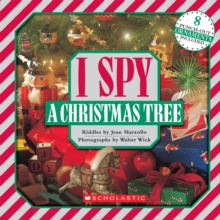 I Spy A Christmas Tree : A Book of Picture Riddles, Hardback Book