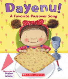Dayenu! A Favorite Passover Song, Board book Book