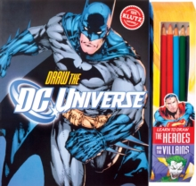 Draw the DC Universe, Mixed media product Book