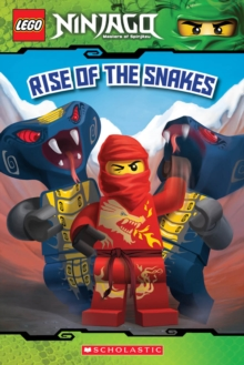 Rise of the Snakes (LEGO Ninjago: Reader), Paperback Book