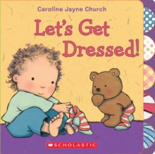 Let's Get Dressed!, Board book Book