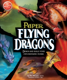 Paper Flying Dragons Single, Paperback Book