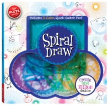 Spiral Draw, Mixed media product Book