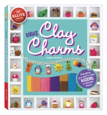 Clay Charms, Mixed media product Book