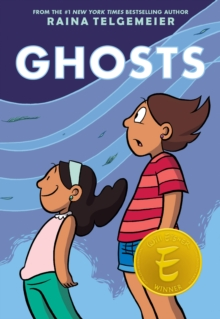 Ghosts, Hardback Book