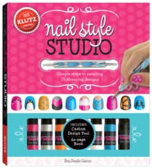 Nail Style Studio, Mixed media product Book