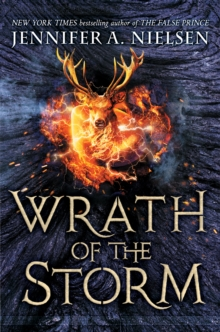 Wrath of the Storm (Mark of the Thief #3), Hardback Book