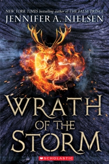 Wrath of the Storm (Mark of the Thief #3), Paperback Book