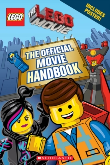 The Official Movie Handbook (LEGO: The LEGO Movie), Paperback Book