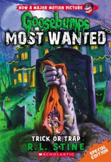 Trick or Trap (Goosebumps Most Wanted Special Edition #3), Paperback Book
