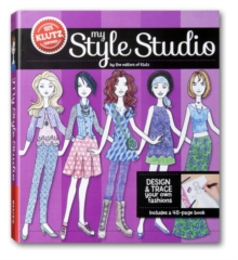 My Style Studio, Mixed media product Book