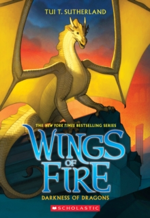 Darkness of Dragons (Wings of Fire, Book 10), Paperback Book