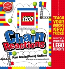 Lego Chain Reactions, Mixed media product Book