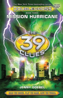 Mission Hurricane (The 39 Clues: Doublecross, Book 3), Hardback Book