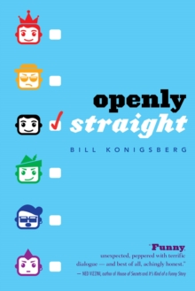 Openly Straight, Paperback Book