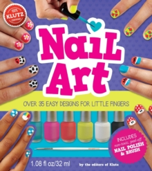 Nail Art, Mixed media product Book