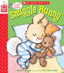 Snuggle Bunny (A StoryPlay Book), Hardback Book