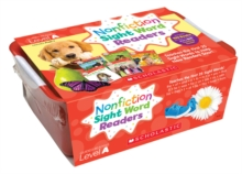NONFICTION SIGHT WORD READERS CLASSROOM, Hardback Book