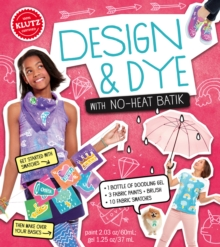 Fabric Doodles: Design & Dye with No-Heat Batik, Mixed media product Book