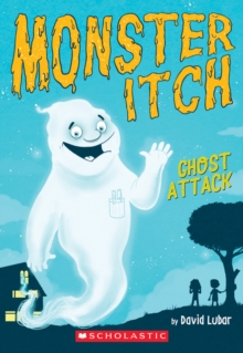 Ghost Attack (Monster Itch #1), Paperback Book