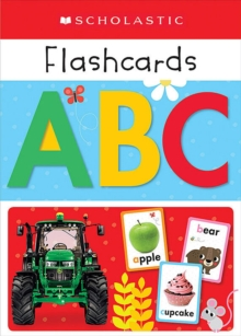 Flashcards: ABC (Scholastic Early Learners), Novelty book Book