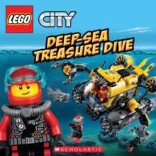 Deep-Sea Treasure Dive (LEGO City: 8x8), Paperback Book