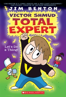 Let's Do A Thing! (Victor Shmud, Total Expert #1), Paperback Book