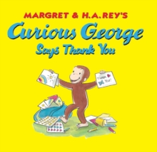 Curious George Says Thank You, EPUB eBook
