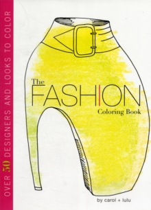 Fashion Coloring Book, Paperback / softback Book