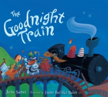 The Goodnight Train, Hardback Book
