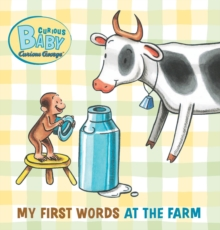 Curious Baby My First Words at the Farm, EPUB eBook
