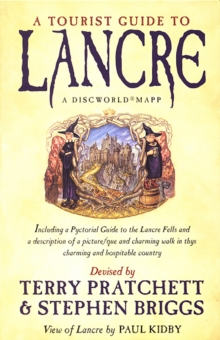 A Tourist Guide To Lancre, Paperback / softback Book