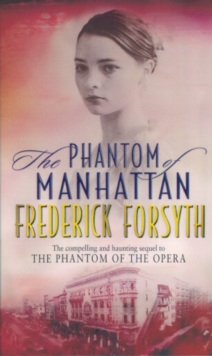 Phantom Of Manhattan, Paperback Book