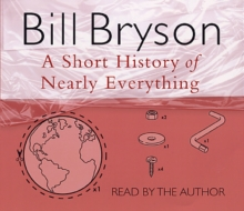 A Short History of Nearly Everything, CD-Audio Book