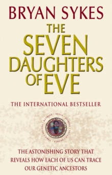 The Seven Daughters of Eve, Paperback Book