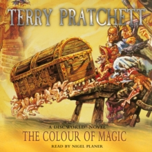 The Colour Of Magic : (Discworld Novel 1), CD-Audio Book