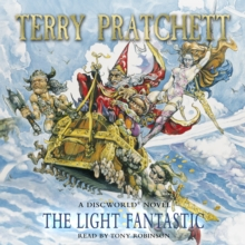 The Light Fantastic : (Discworld Novel 2), CD-Audio Book