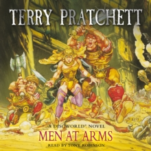 Men at Arms, CD-Audio Book