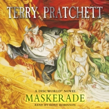 Maskerade : (Discworld Novel 18), CD-Audio Book