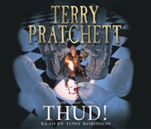 Thud!, CD-Audio Book