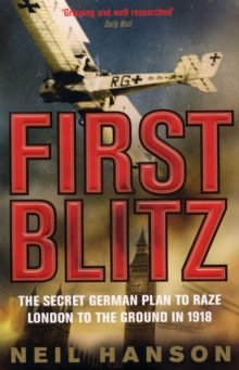 First Blitz, Paperback Book